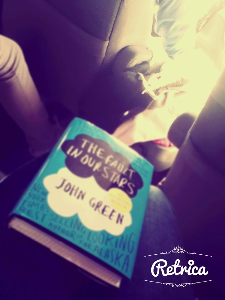 THE FAULT IN OUR STARS  BEST BOOK OVER