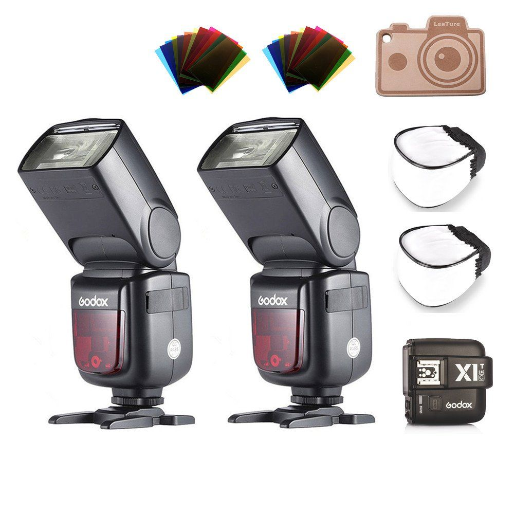 Pentax AF360FGZ II Flash para cámaras Pentax Digital