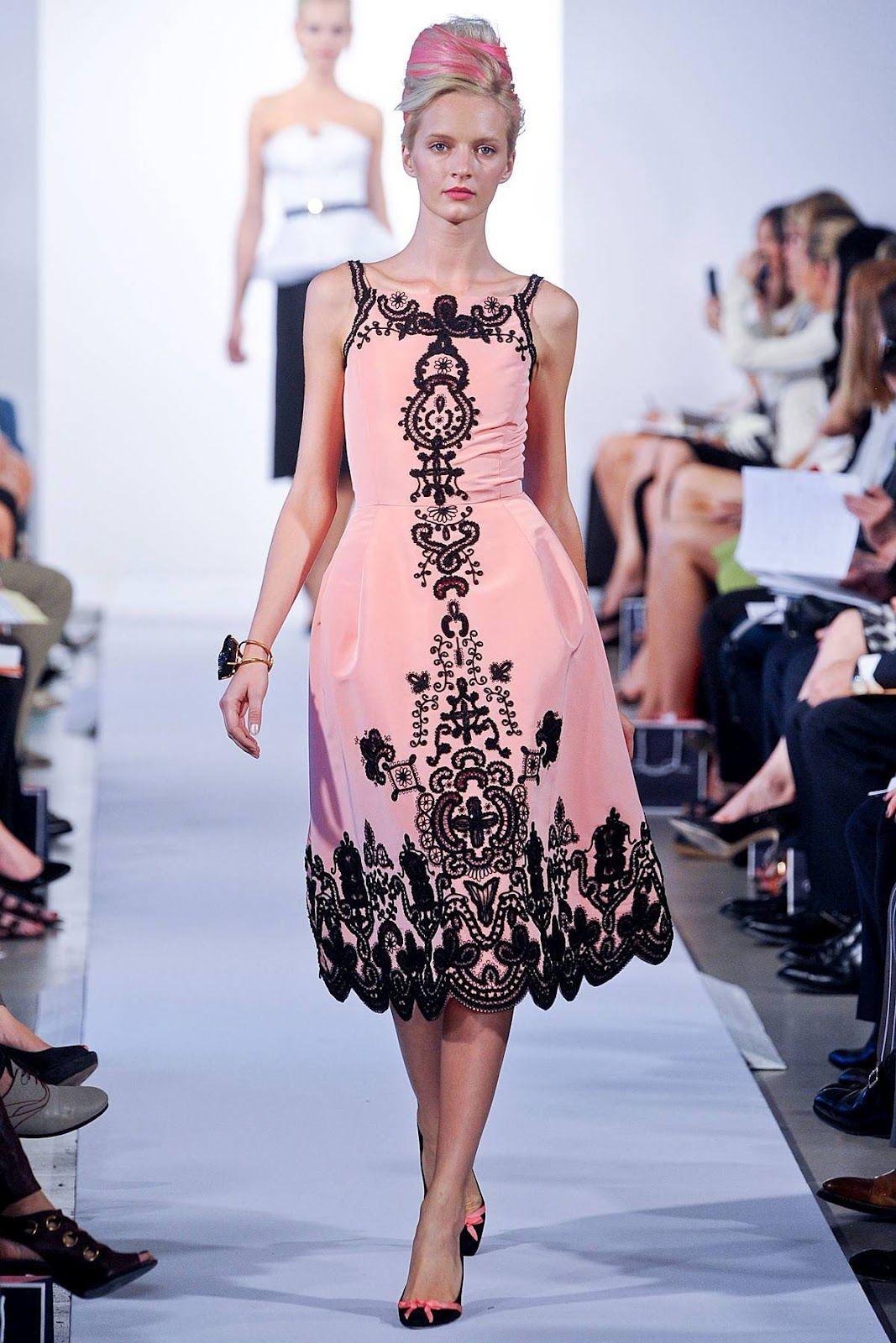 Oscar de la Renta | Clothes - Magenta - Pink - Coral - Fuchsia N. 2 ...