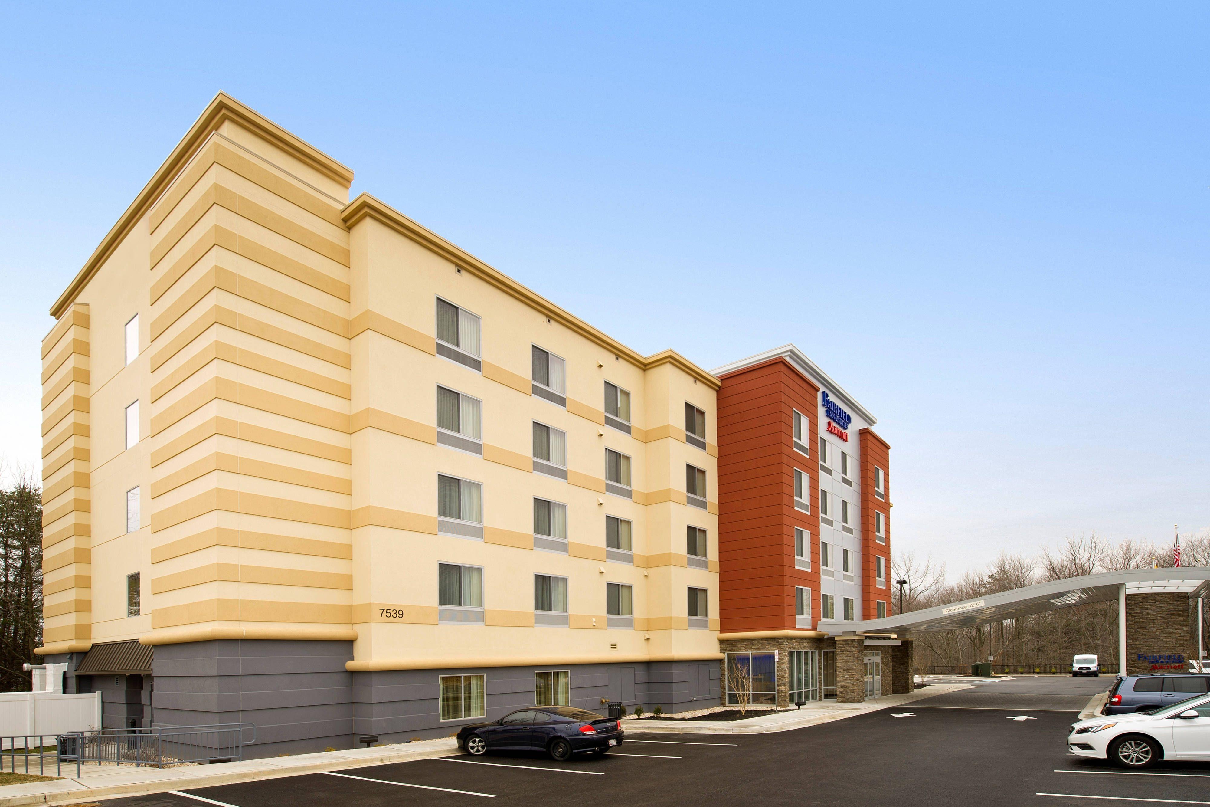 Fairfield Inn Fairfield inn, Inn, Suites