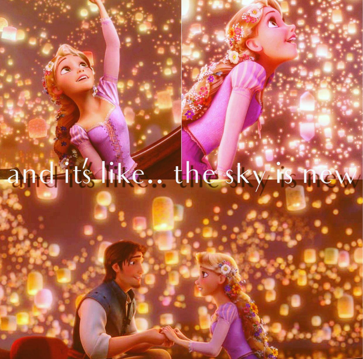 Tangled.. boat scene | Rapunzel and flynn, Rapunzel movie ...