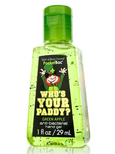 Bath And Body Works Who S Your Paddy Green Apple Holiday Adds