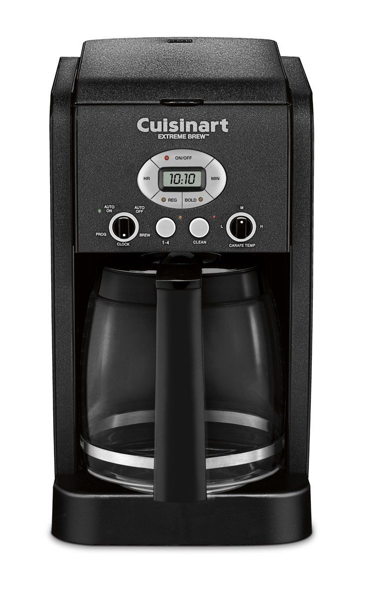 Cuisinart Dcc 2650bw 12 Cup Brew Central Programmable Coffeemaker Black Wrinkle Stop Everything And Read More Details Here Coffe Coffee Maker Coffe