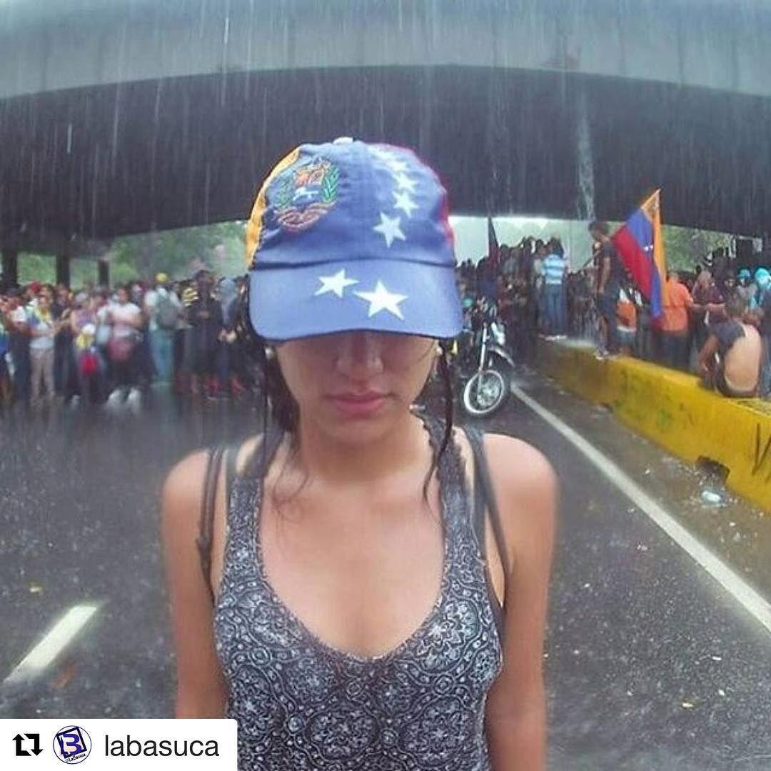 #Repost @labasuca with @repostapp   Envíanos tu #Foto al #DM de hoy #2Mayo #2M #Trancazo #valencia #carabobo @rodamientoswbc