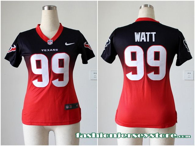 ... Game men NFL football Jerseys Nike Houston Texans 99 J.J. Watt Drift  Fashion II Womens Elite Jerseys 25.00 ... b6c524755