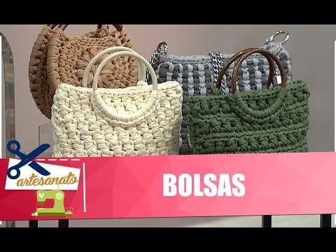 Aprenda a fazer lindas bolsas com artesã Helen Mareth – 02/03/20