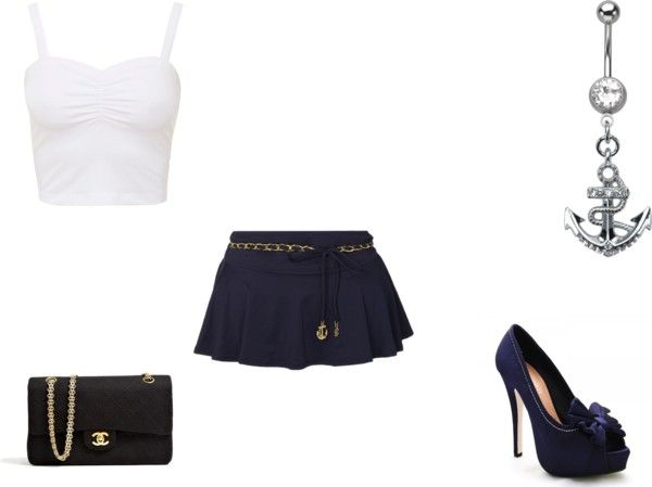 """""""ahoy!!"""" by merima11 ❤ liked on Polyvore"""