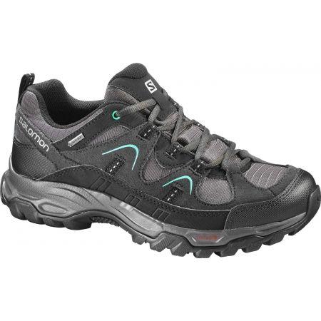 Salomon Fortaleza GTX Gore Tex Womens Shoes Hiking Shoes Trekking Shoes Hiking | eBay