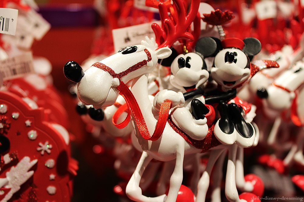 Christmas Disney Dreaming : Photo