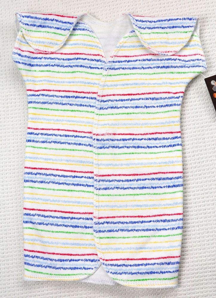 Itty Bitty Baby Micro Preemie Crayon Stripe NICU Gown - up to 3 lbs ...