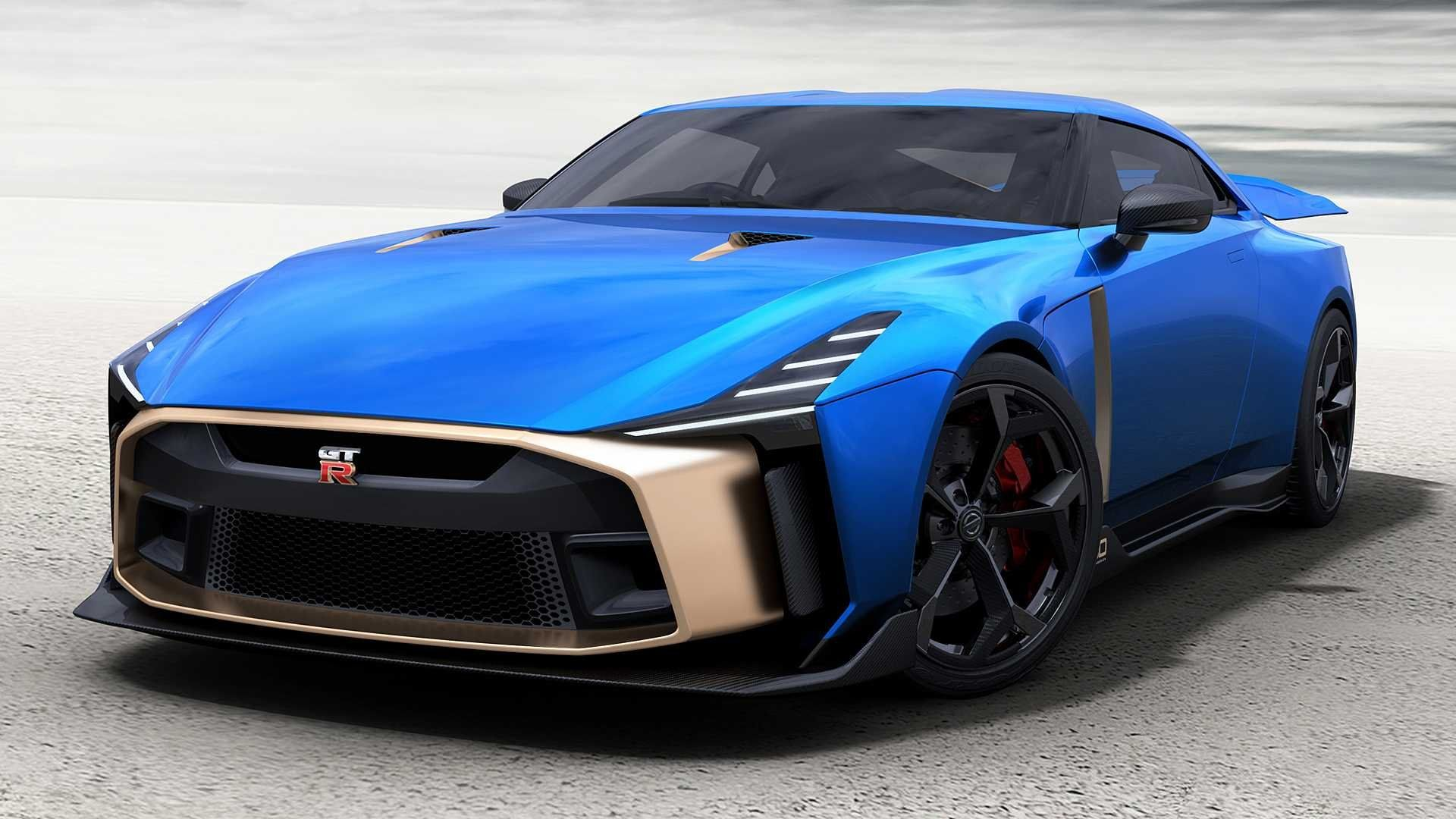 2020 Nissan Gtr Nismo Hybrid Picture