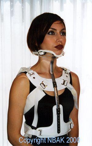 Pin by Jules Maasen on Braced Life | Posture collar, Women
