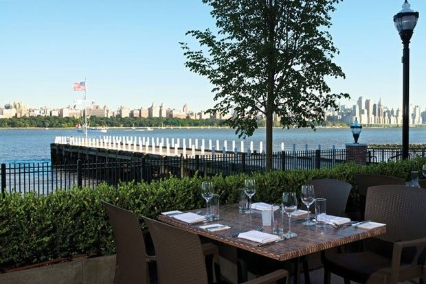 Food With A View Nj Waterfront Dining Guide