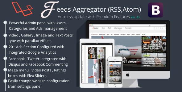 RSS News - Autopilot Script | PHP scripts | Free graphics, Script
