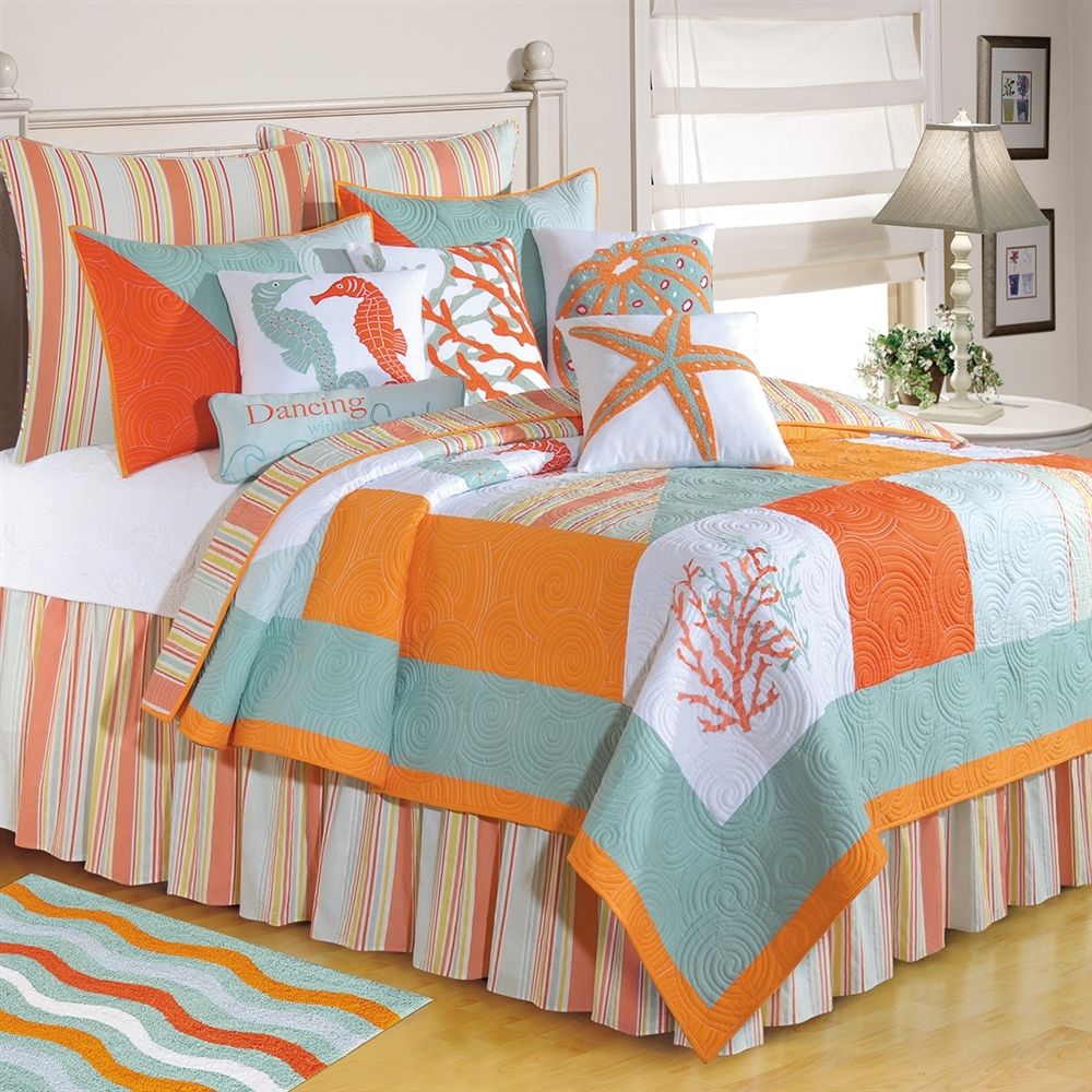 Nautical Bedding For Girls - 17 best images about parent s lake house bedding potential on pinterest colorful flowers quilt sets and capri