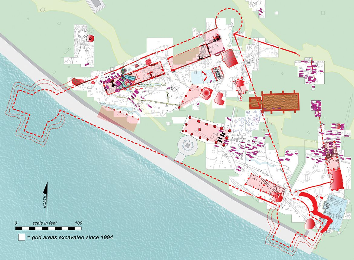 Map of Discoveries  Historic Jamestowne Click to make larger and