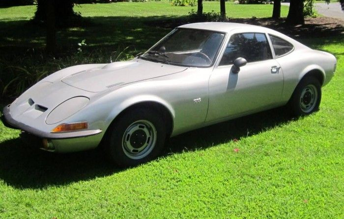 Hemmings Find Of The Day 1969 Opel Gt Hemmings Daily Opel
