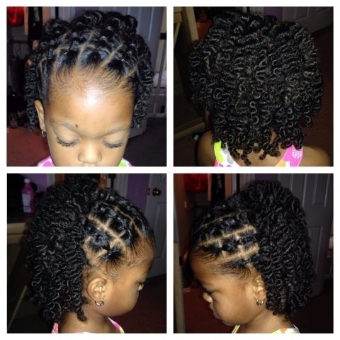Easy Hairstyles For Black Little Girls Download Natural Hair