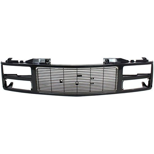 Oe Replacement Gmc Pickup Grille Assembly Partslink Number