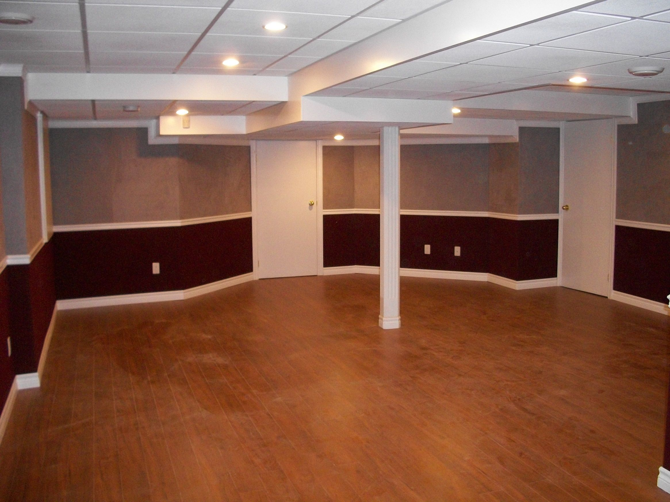 Beautiful Basement: Diy Waterproof Basement Wall Panels And Removable Basement Wall  Panels With Insulated Basement Wall
