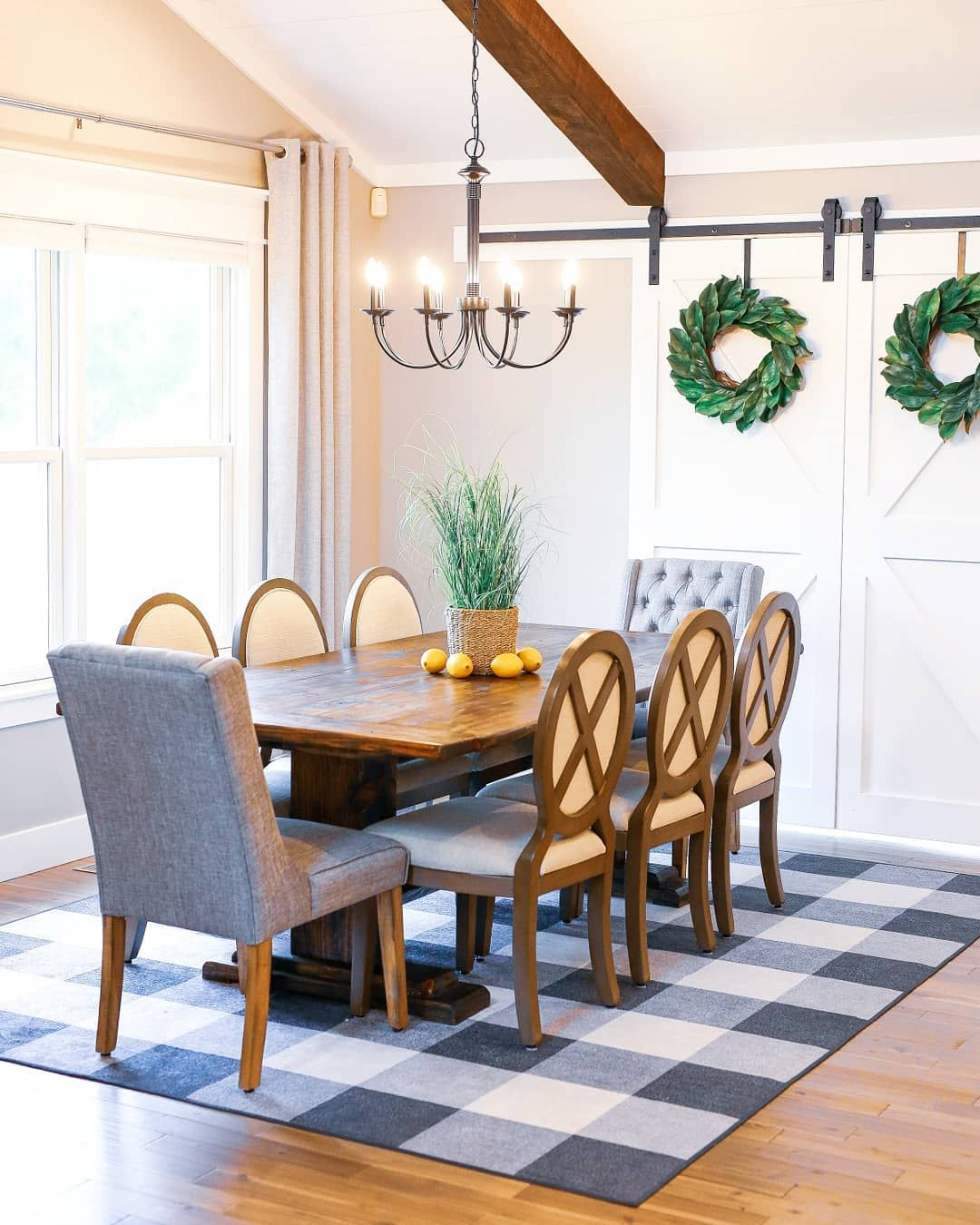 Dining Room Curtains To Create New Atmosphere In Perfect: Ruggable - Washable Rug Cover & Pad