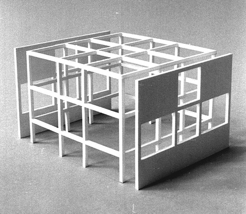 House IV 1971 - EISENMAN ARCHITECTS