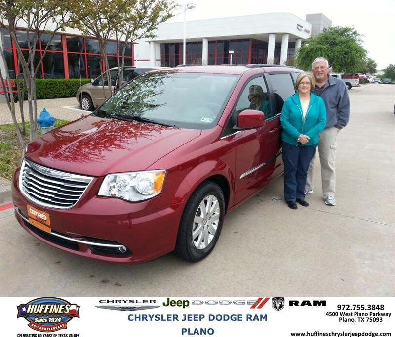 Superb Congratulations To Marilyn Stahl On Your U0026 Country Purchase From Nick Ross  At Huffines Chrysler Jeep Dodge RAM Plano!