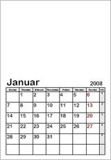 monatskalender vorlage 2015 blanko zum selbergestalten. Black Bedroom Furniture Sets. Home Design Ideas