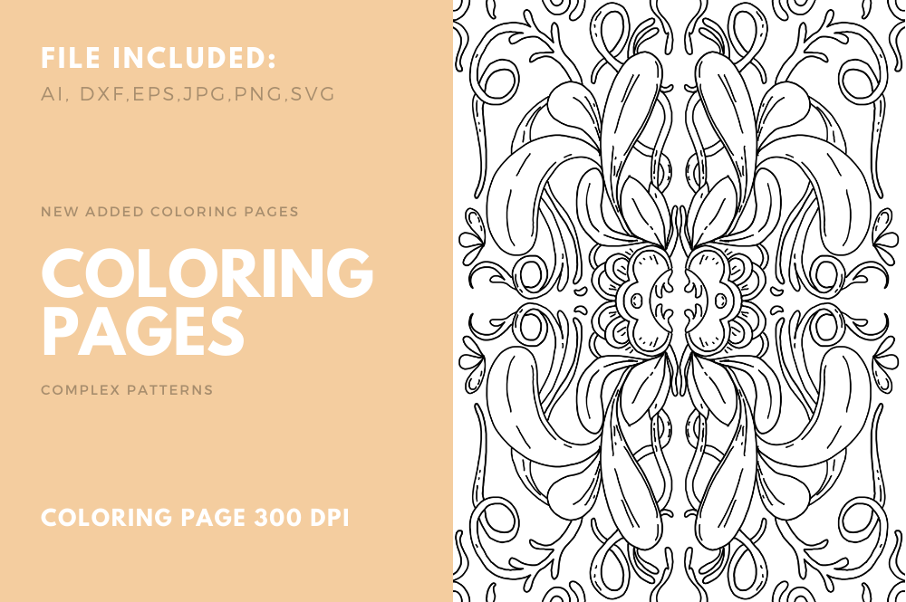 Plant Coloring Book For Kdp Graphic By Stanosh Creative Fabrica Malbuch Vorlagen Wenn Du Mal Buch