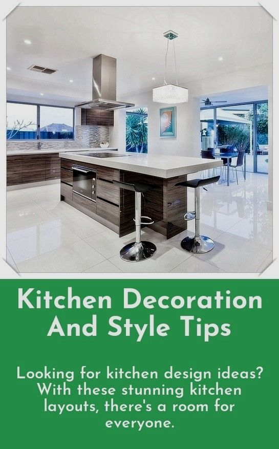 Easy and fun kitchen design ideas Are you redesigning your kitchen