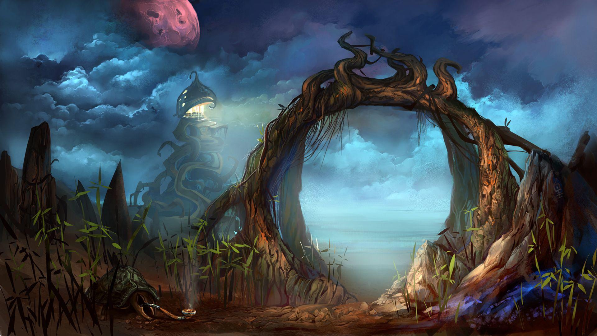 Video Game The Elder Scrolls Iii Morrowind Wallpaper