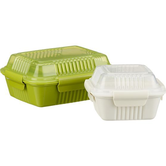 To Go Containers in Food Containers Storage Crate and Barrel