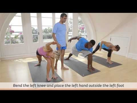 Join yoga master Sharath Jois for a 30-minute yoga class that will stretch, strengthen, and invigorate the body. Building on the sequences featured in the 10...