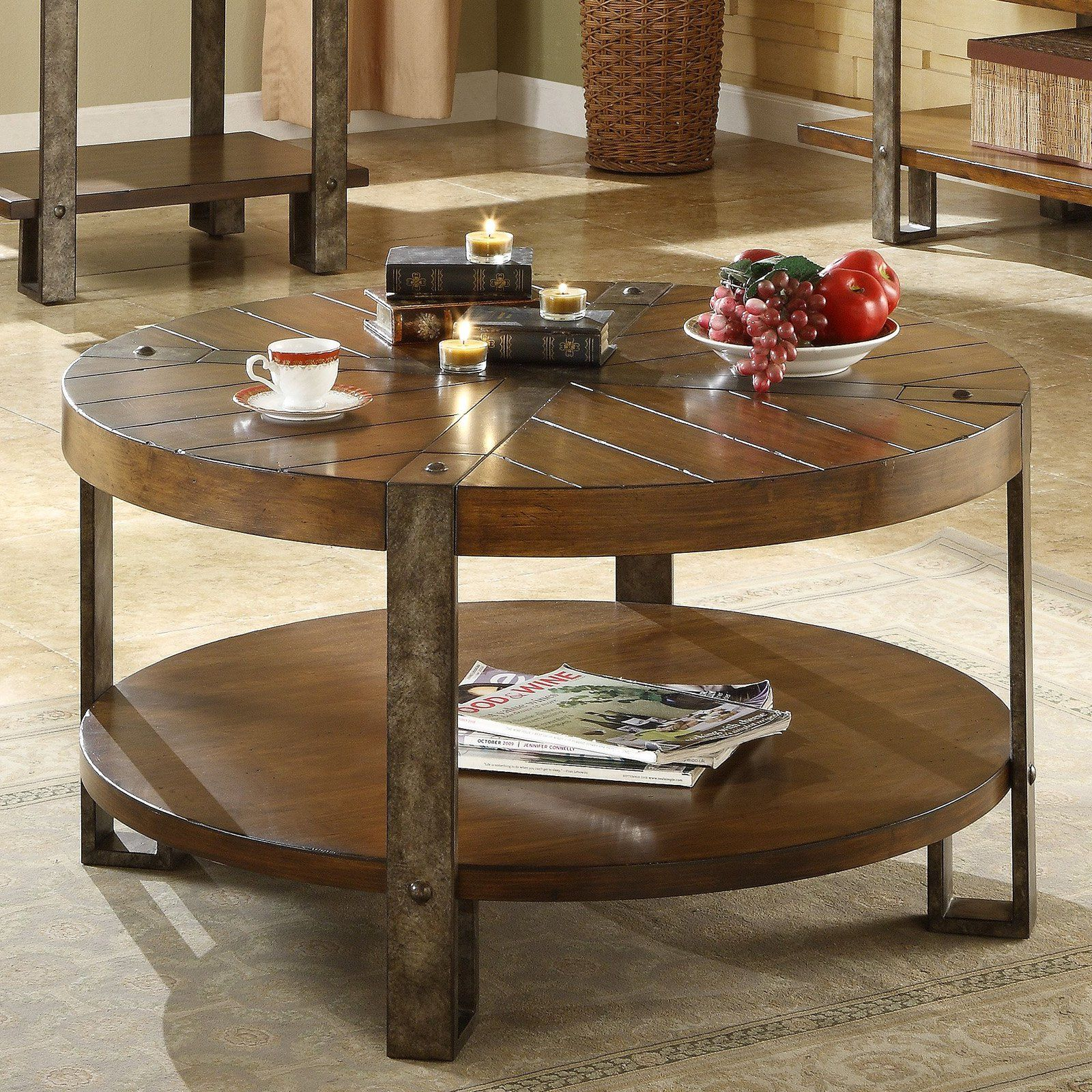 images about coffee table on Pinterest Plank flooring