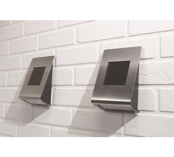 outdoor lighting site argos co uk. buy powertek solar led wall lights - set of 2 at argos.co.uk outdoor lighting site argos co uk e