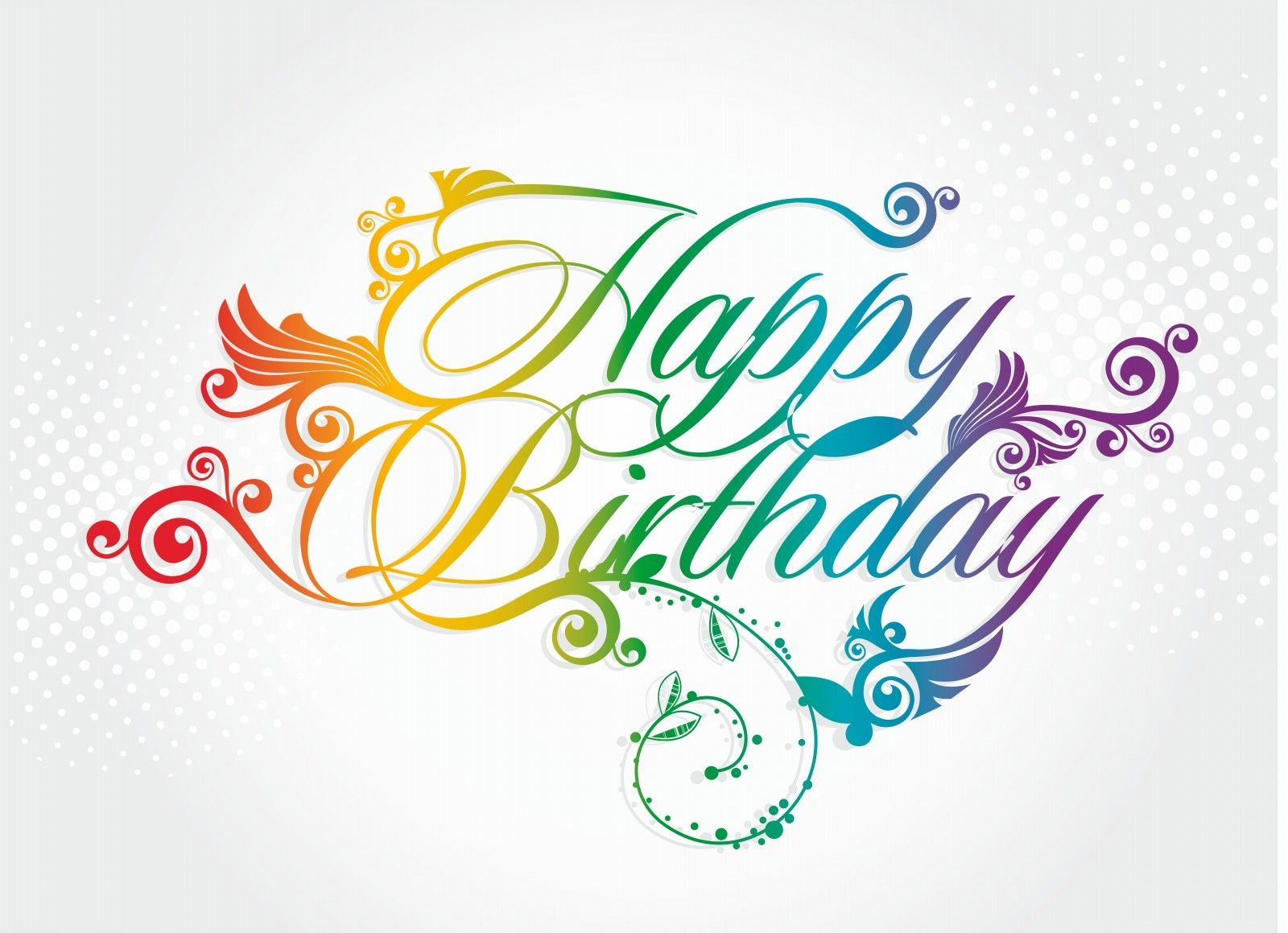 Happy Birthday cute free design 24 happy birthday cards from the – Send a Birthday Card Via Email