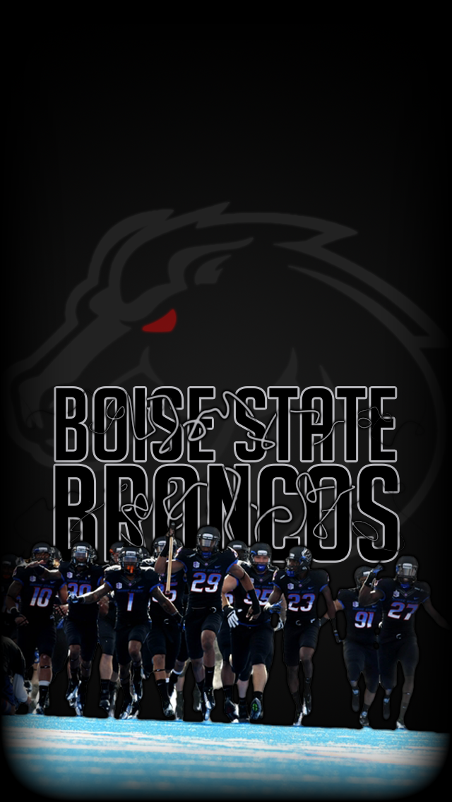 Collection Of Boise State Football Wallpaper On Hdwallpapers Boise State Football Boise State Boise State Broncos