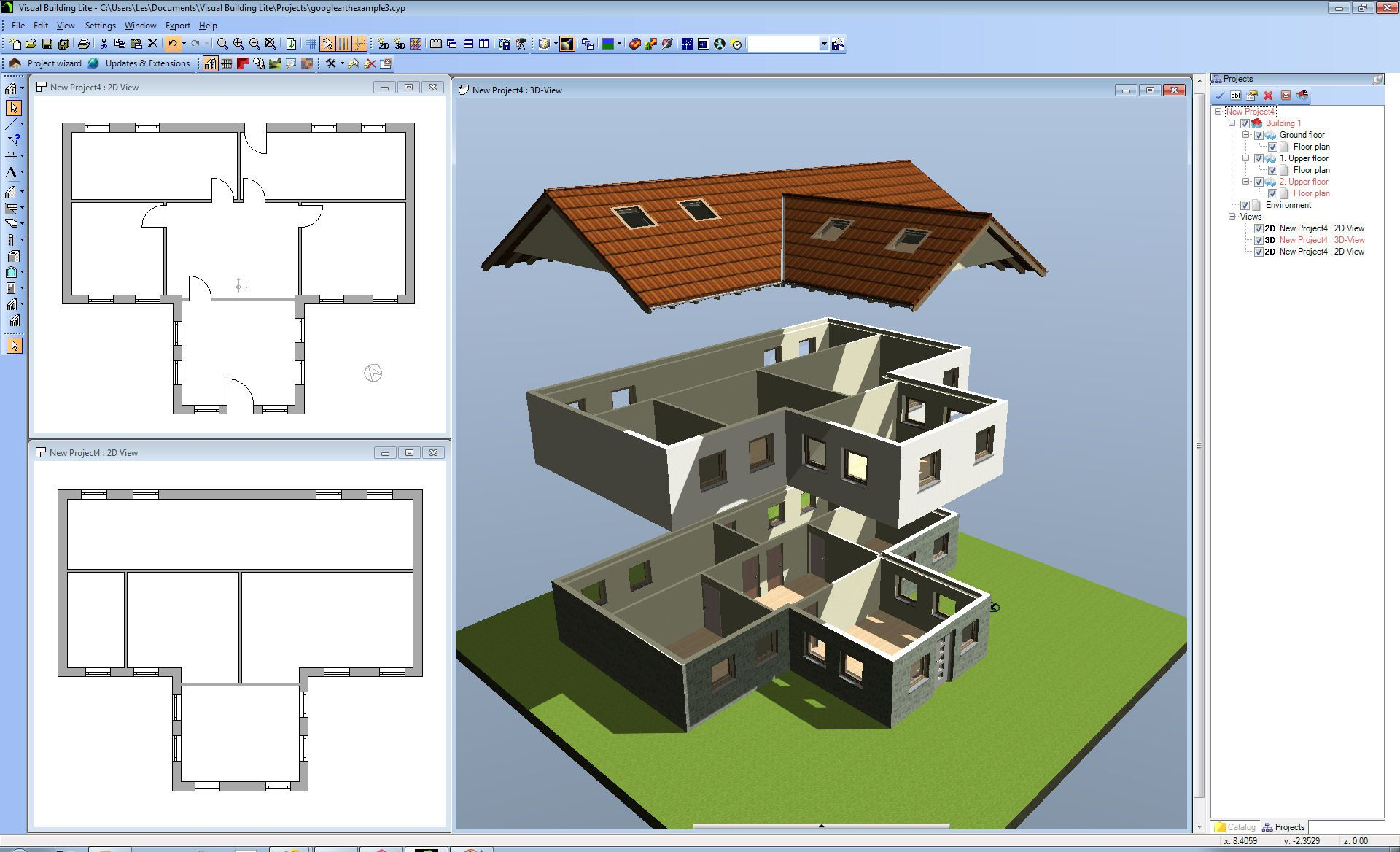 Perfect Best Free Software For Drawing Floor Plans And Description In 2020 Home Design Software Floor Plan Design House Designs Exterior
