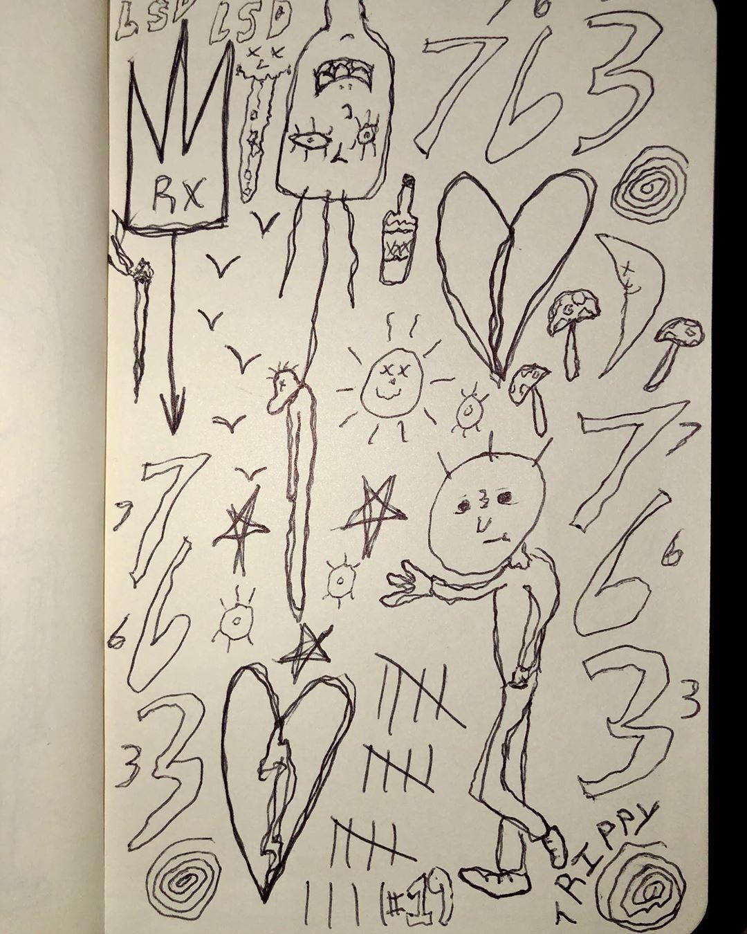 """SketchyScene""     #art #artist #strangeart #weirdart #sketch #sketchbook #instaart #lowbro #offensiveart #lowbrowart #grungeart #grungeartist #instaart #grungesketch #uniqueart #7 #763 #emotionalart #oddart #definedart #mindart #ohioartist #americanartist #rejected #explorepage"