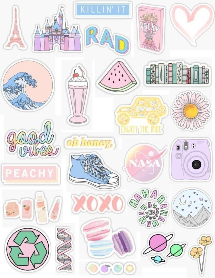 Pin By Genny On Stickers With Images Tumblr