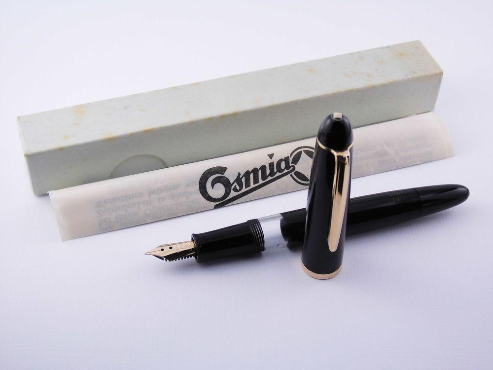 "rare vintage ""faber castell progress 553d"" fountain pen"