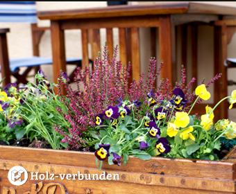 Vintage Garten-Tisch – Vintage Garden-Table