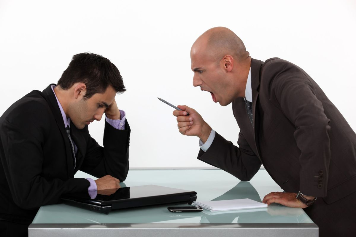 "Call People ""UP"", not OUT! Workplace bullying, Bad"