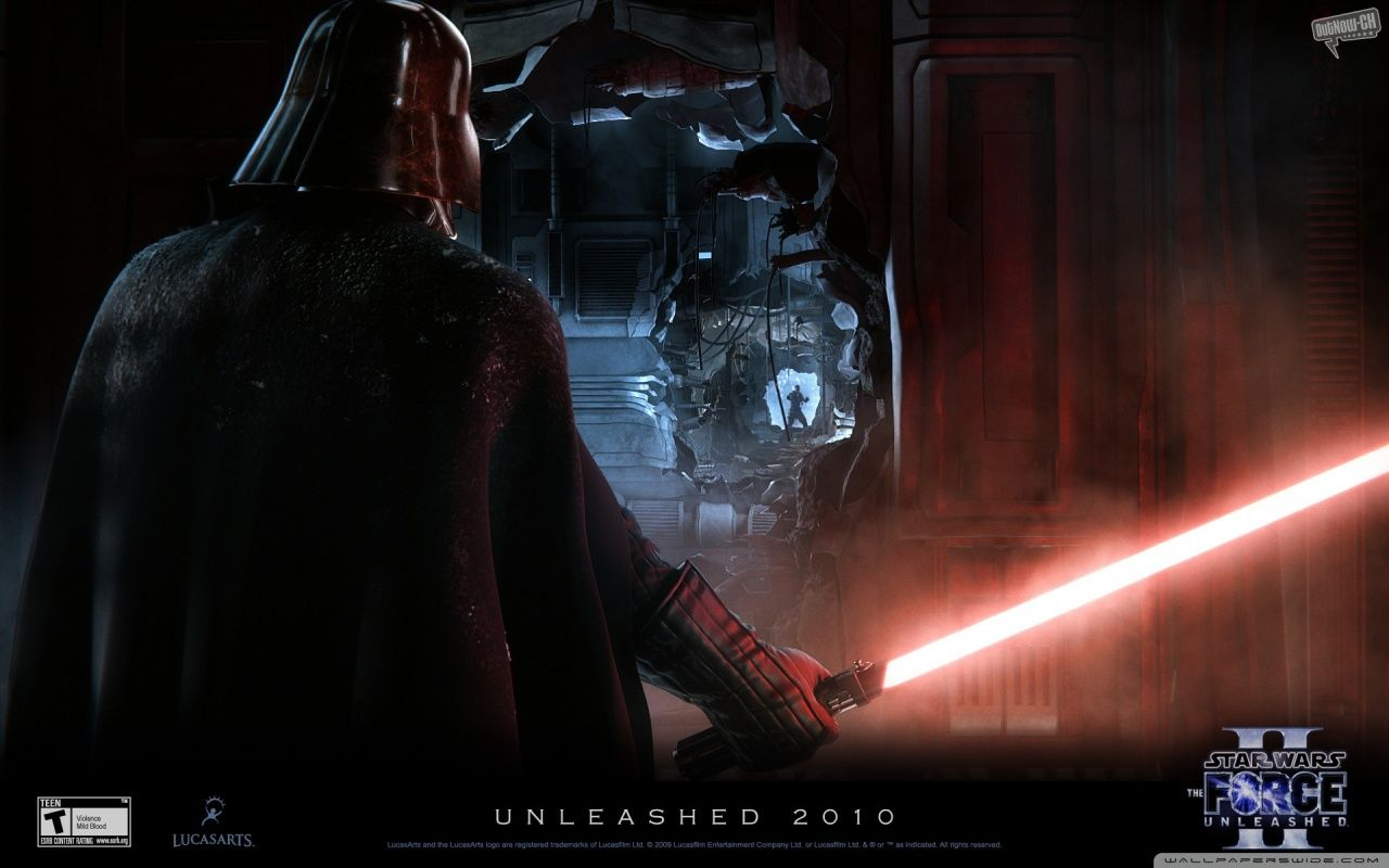 Darth Vader The Force Unleashed Wallpaper Games Hd The Force