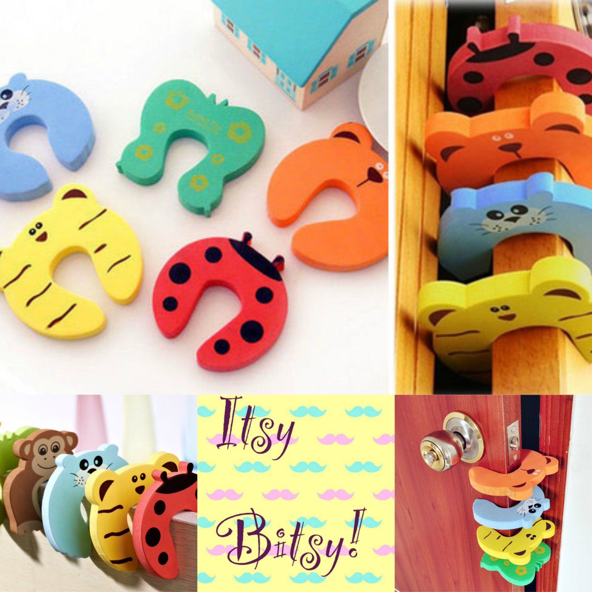 Baby Safety Door stopper anti-pinch door Guards 5pcs Order at our Facebook page   sc 1 st  Pinterest & Baby Safety Door stopper anti-pinch door Guards 5pcs Order at our ... pezcame.com