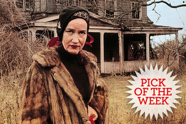 Grey Gardens The Lost World Of Little E Still Amazing After 40 Years
