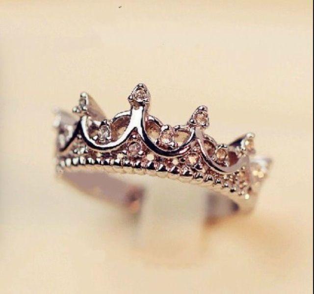 Pandora Princess Ring Pandora Tiara Ring Jewelry Pandora Rings