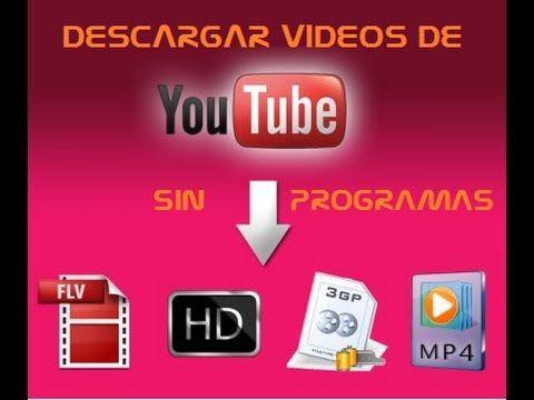 Como Descargar Videos De Youtube Sin Programas Facil Y Rapido