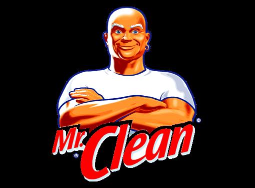 Mr Clean Logo Google Search Mr Clean Cleaning Logo Mascot Design