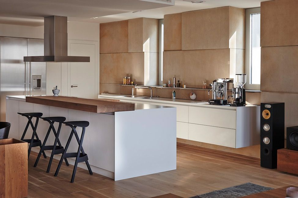 Kitchen Wood And Living Less Glitz More Style The Bratislava Captivating Modern Wooden Kitchen Designs Design Ideas